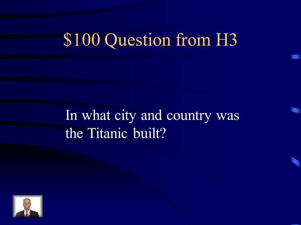 $500 Answer from H2 1955
