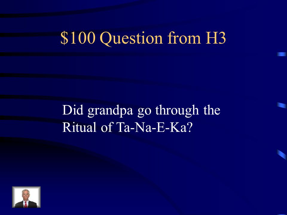 $500 Answer from H2 False