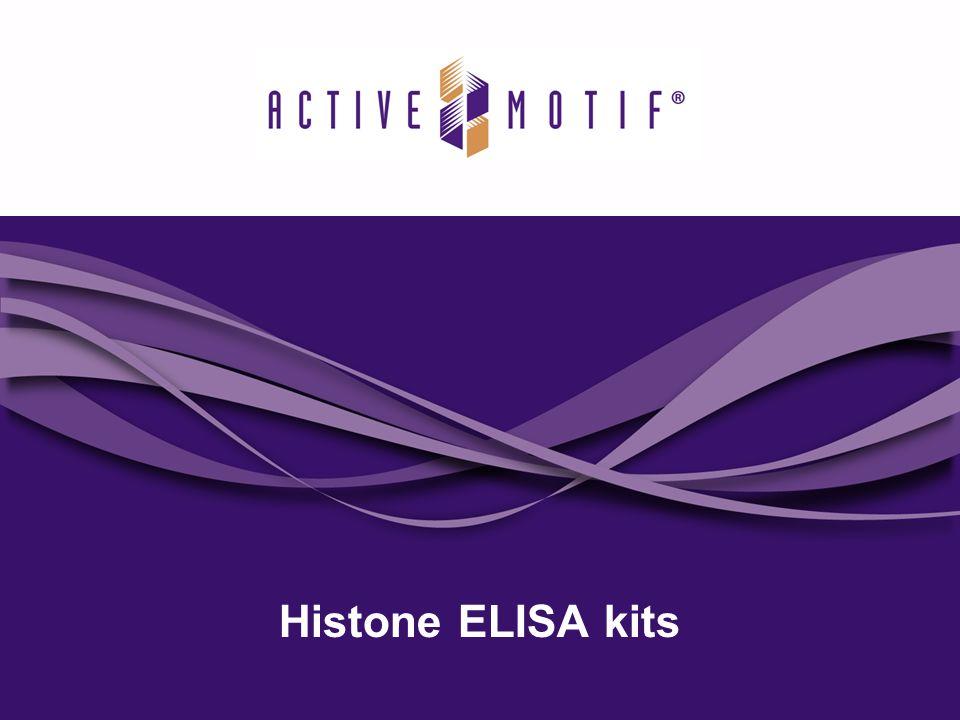 Histone ELISA kits