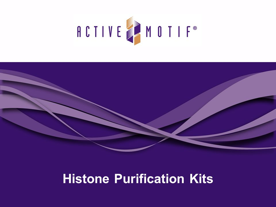 Histone Purification Kits