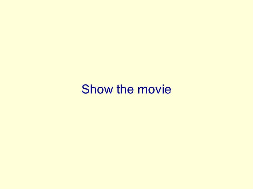 Show the movie
