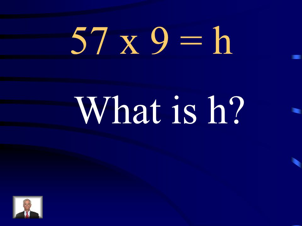 $100 Answer from H2 n= 51