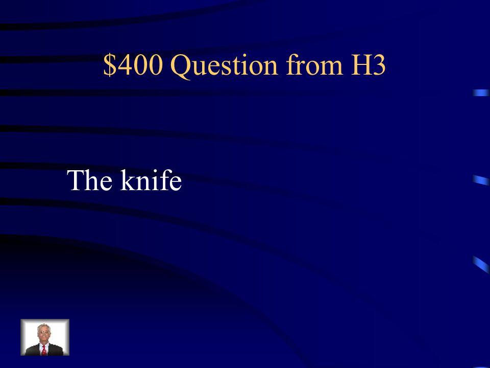 $300 Answer from H3 La cuchara
