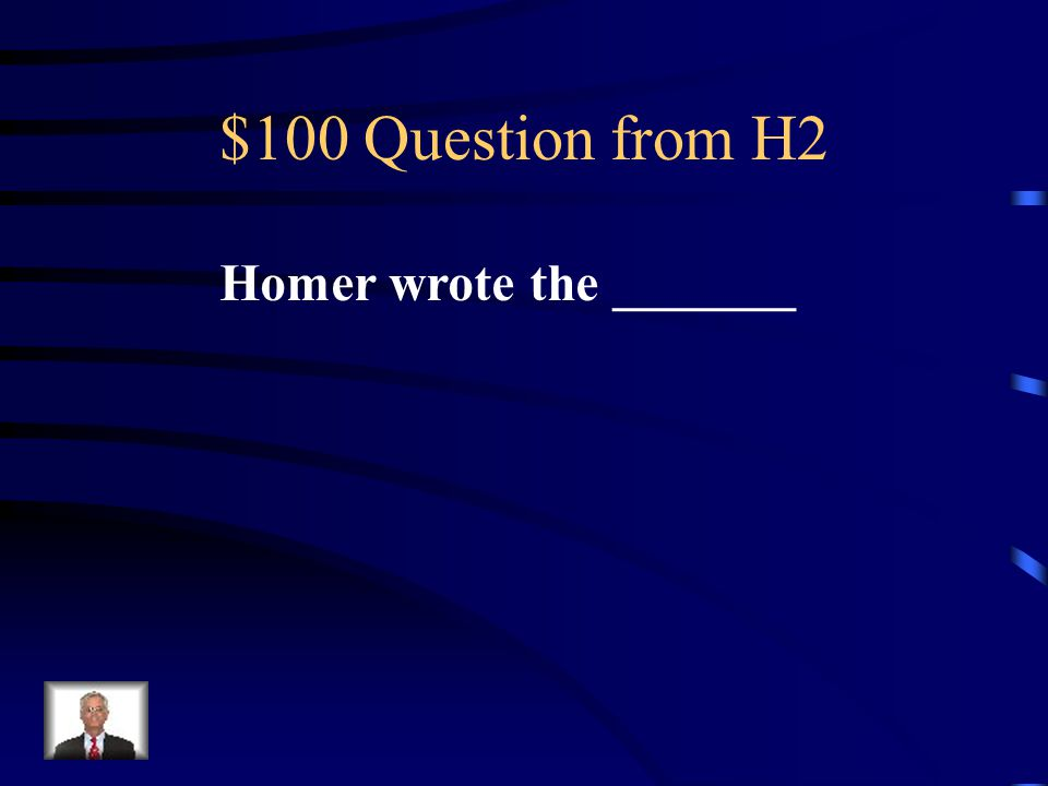$500 Answer from H1 8.