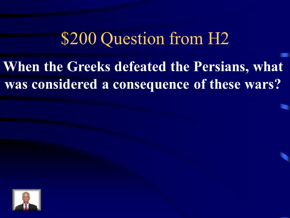 $100 Answer from H2 The Illiad and the Odyssey