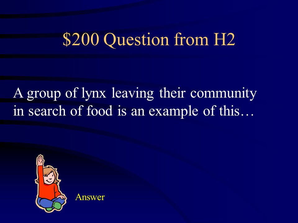 $100 Answer from H2 exceeds