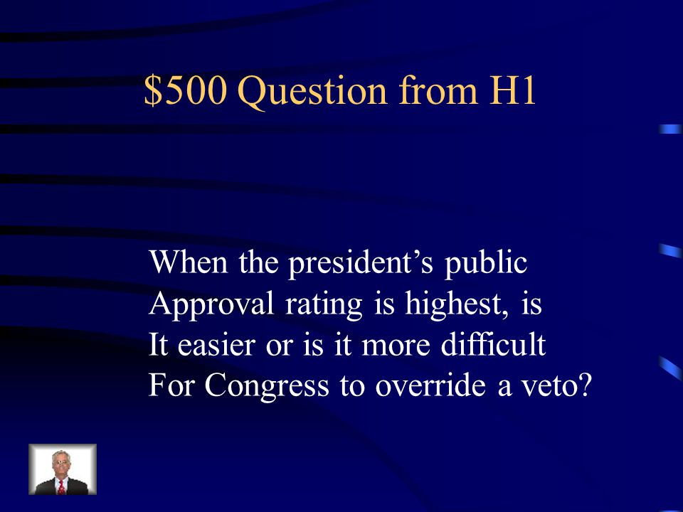 $400 Answer from H1 Brown v. Board of Education of Topeka.