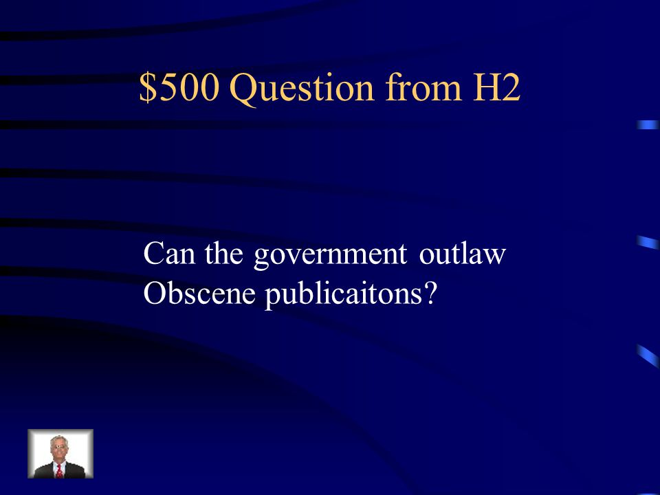 $400 Answer from H2 Yes.