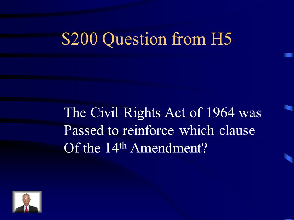 $100 Answer from H5 Many believe they have a personal Stake in government policies…..