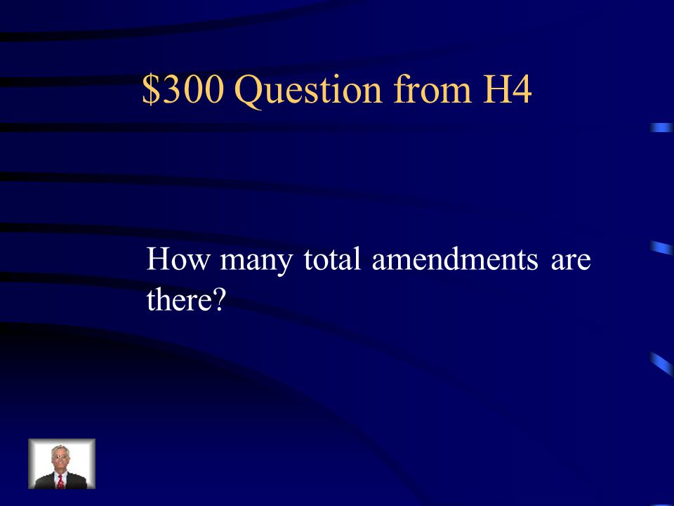 $200 Answer from H4 State legislatures or special state conventions.