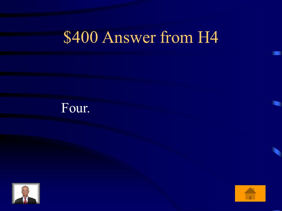 $400 Question from H4 How many total ways are there to amend the Constitution