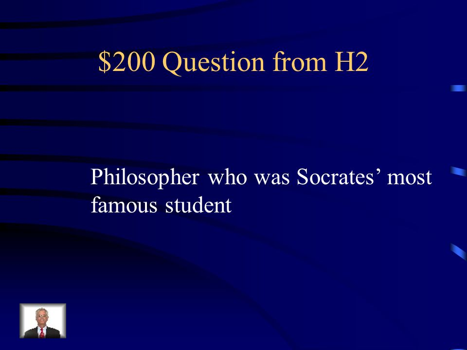 $100 Answer from H2 27 years