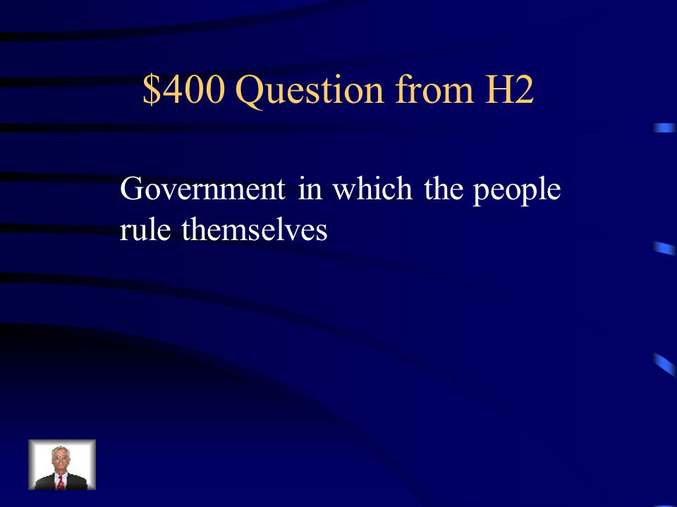 $300 Answer from H2 Aristotle