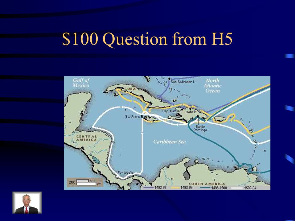 $500 Answer from H4 Erik the Red