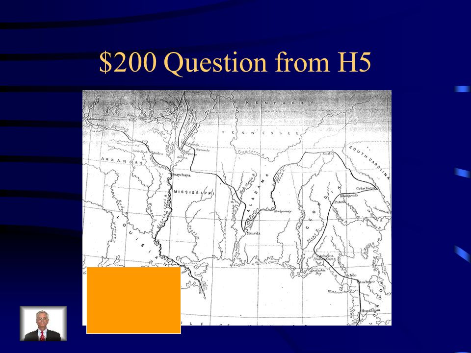 $100 Answer from H5 Christopher Columbus