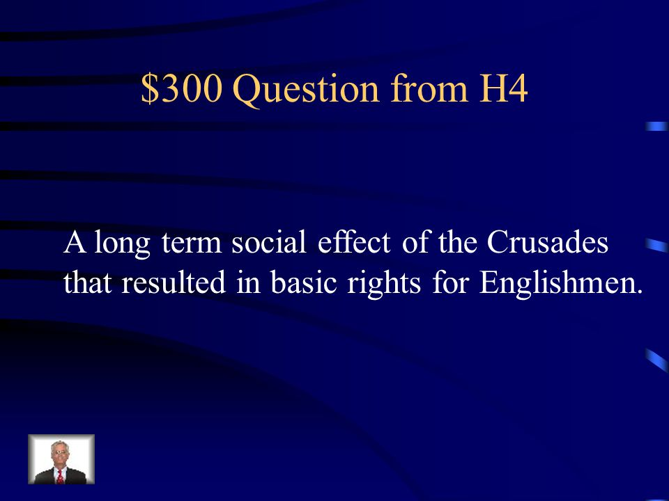 $200 Answer from H4 Who is Saladin?