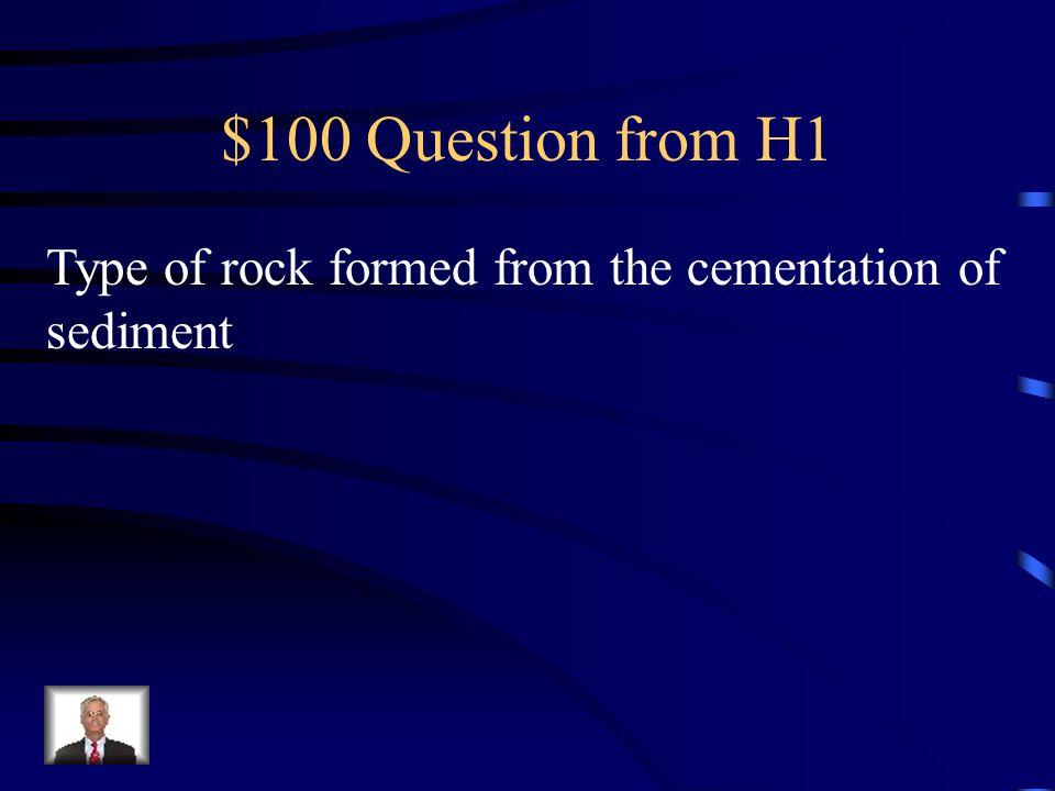Jeopardy Rocks More Rocks Topography Weathering Karst Topography Q $100 Q $200 Q $300 Q $400 Q $500 Q $100 Q $200 Q $300 Q $400 Q $500 Final Jeopardy