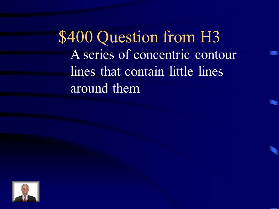 $300 Answer from H3 Stream Valley