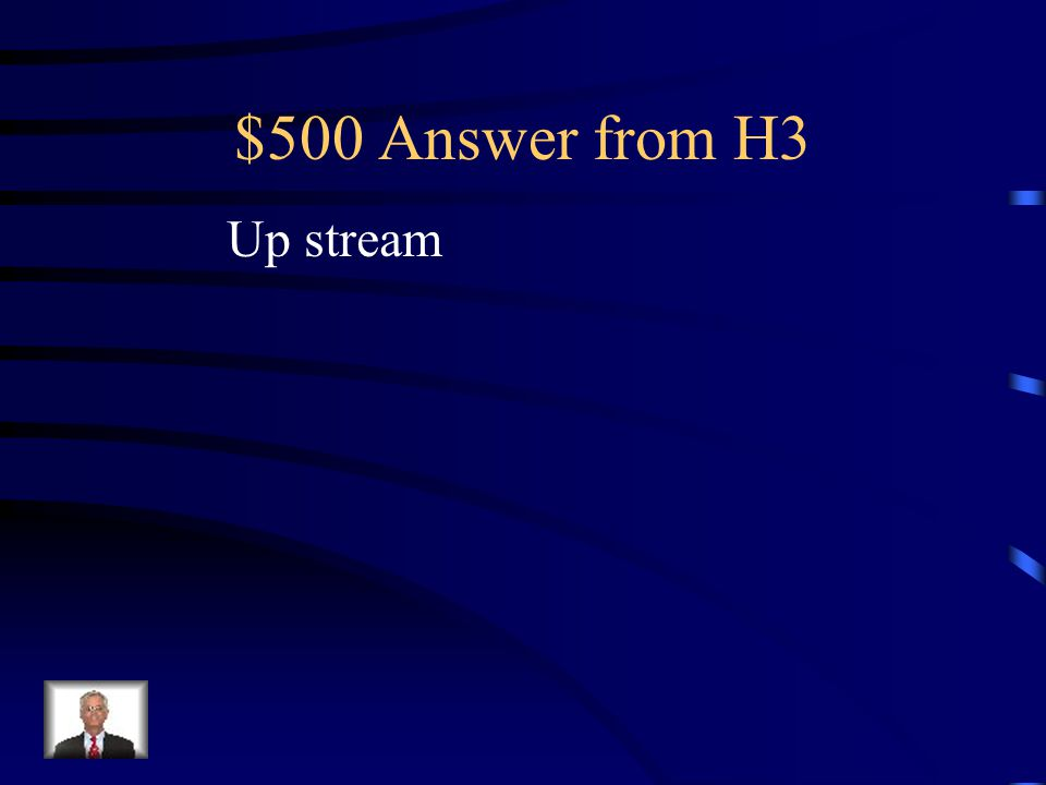 $500 Question from H3 The point of the v-shaped contour line points …