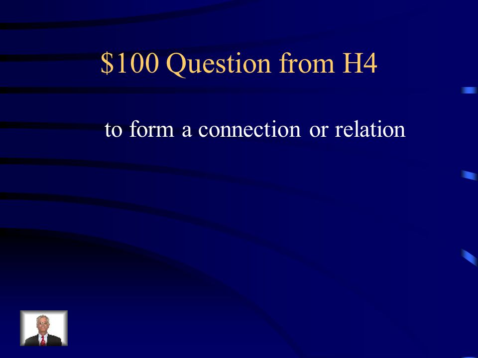 $500 Answer from H3 What is boycott?