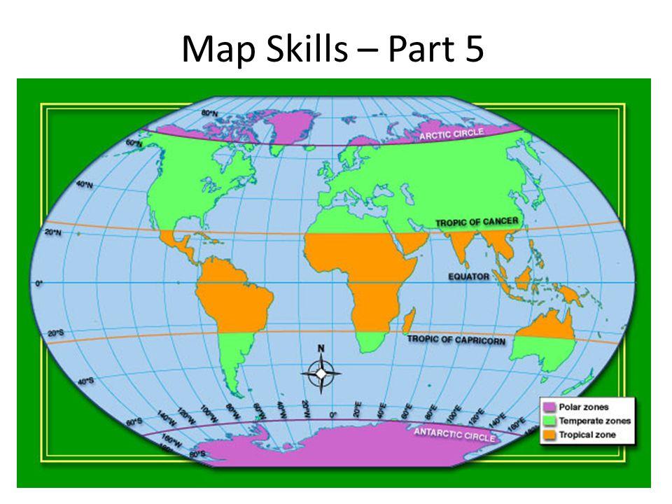 Map Skills – Part 5