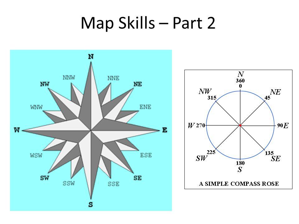 Map Skills – Part 2