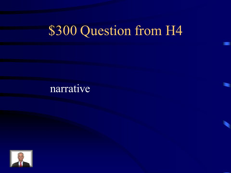 $200 Answer from H4 the process of arriving at a conclusion from a hint, implication, or suggestion