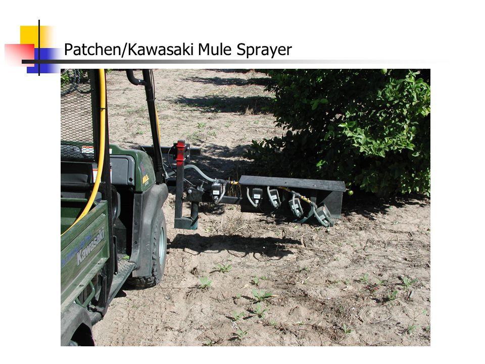 Patchen/Kawasaki Mule Sprayer