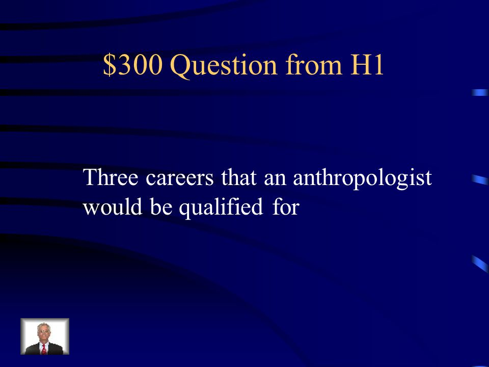 $200 Answer from H1 Forensic Anthropology
