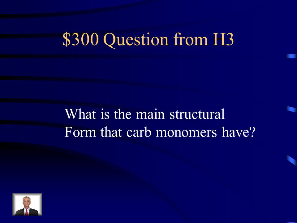 $200 Answer from H3 Sugars