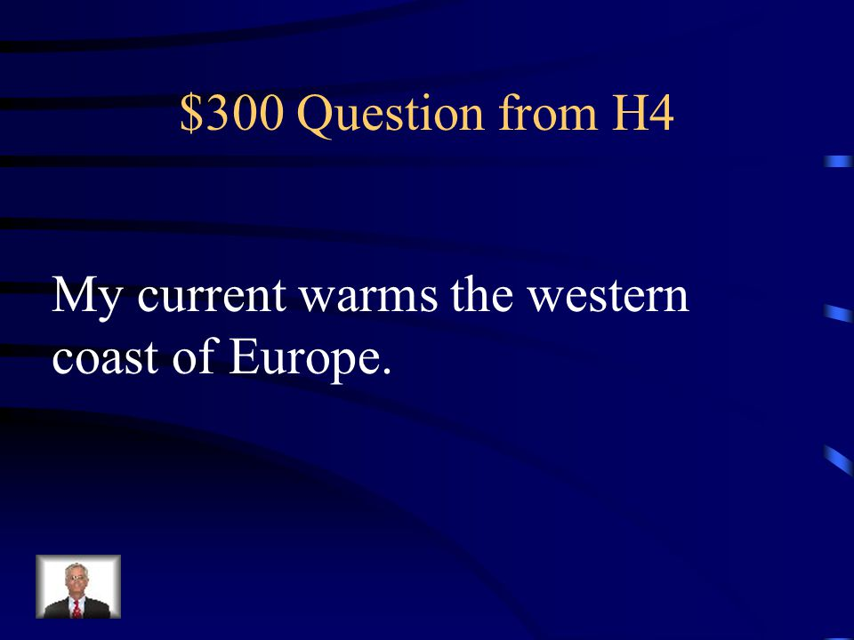 $200 Answer from H4 What is the Arctic Ocean?