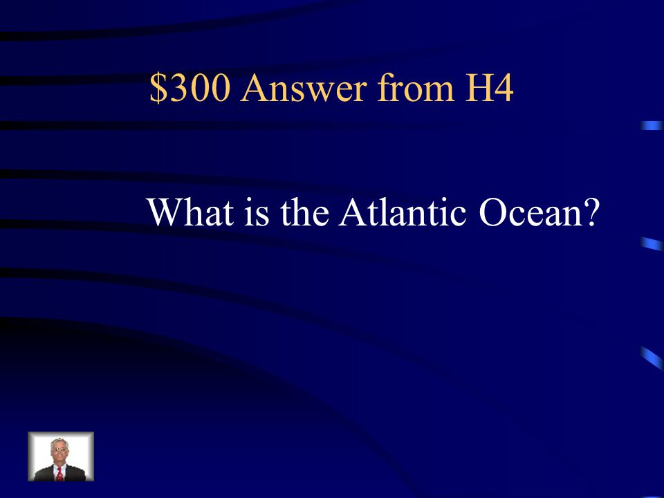 $300 Question from H4 My current warms the western coast of Europe.