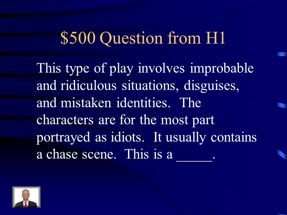 $400 Answer from H1 FLATS