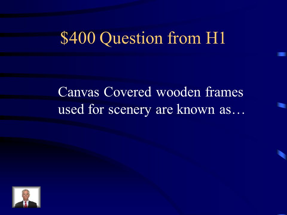 $300 Answer from H1 thrust