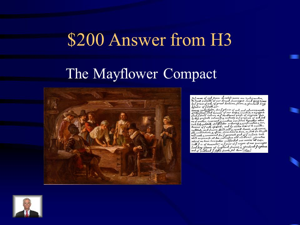 $200 Question from H3 this agreement acknowledged the king and God, but modeled a new concept called the consent of the governed, which means common people voluntarily agree to allow the government to have authority over them.