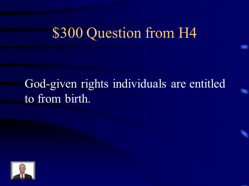 $200 Answer from H4 St. Lawrence Seaway
