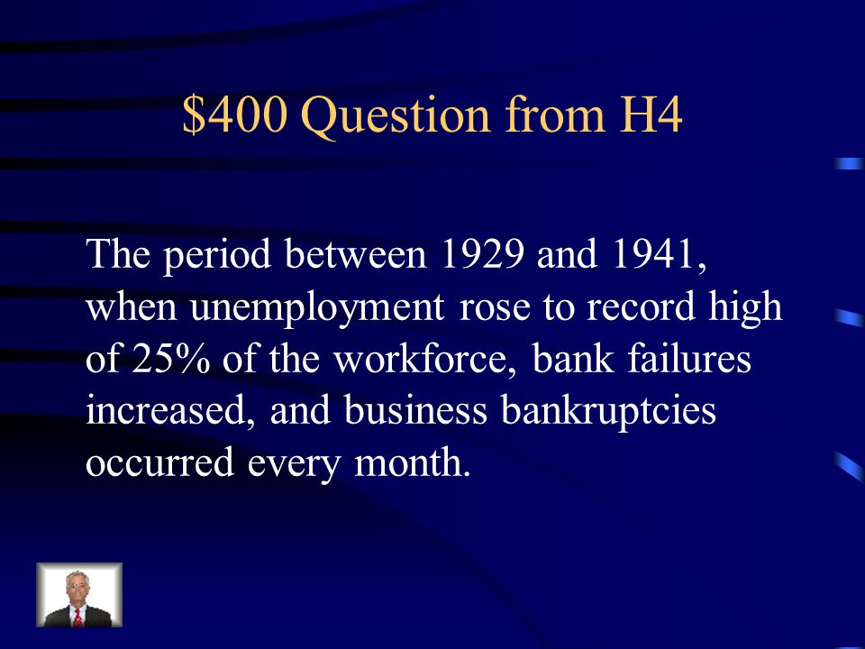 $300 Answer from H4 Natural Rights