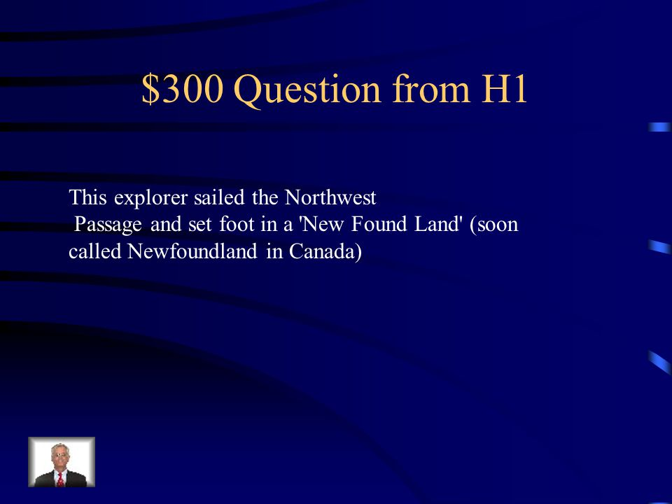 $300 Question from H3 This Native American man learned of the Pilgrims situation, he believed that God had prepared him to be their helper.