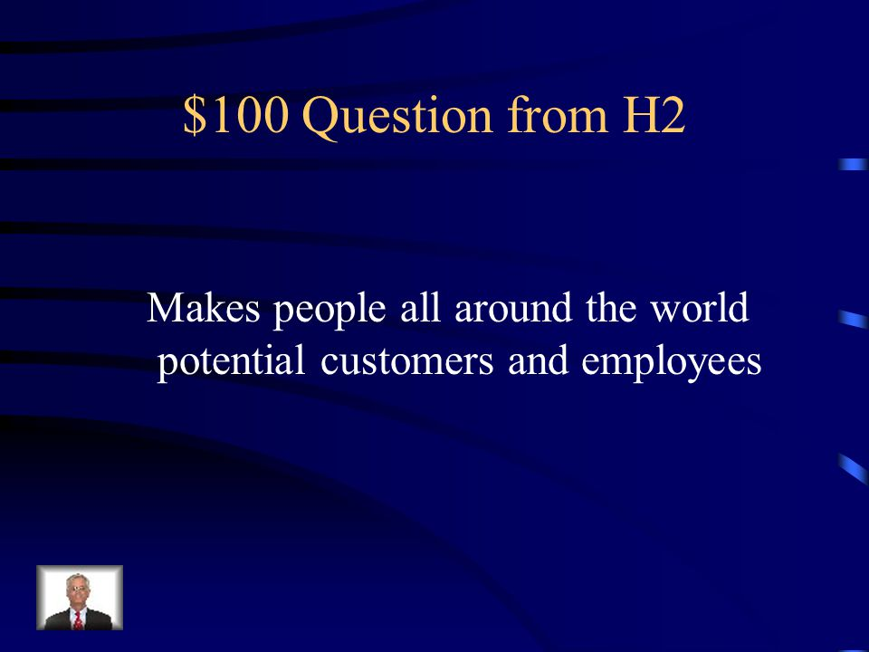 $500 Answer from H1 Scarcity
