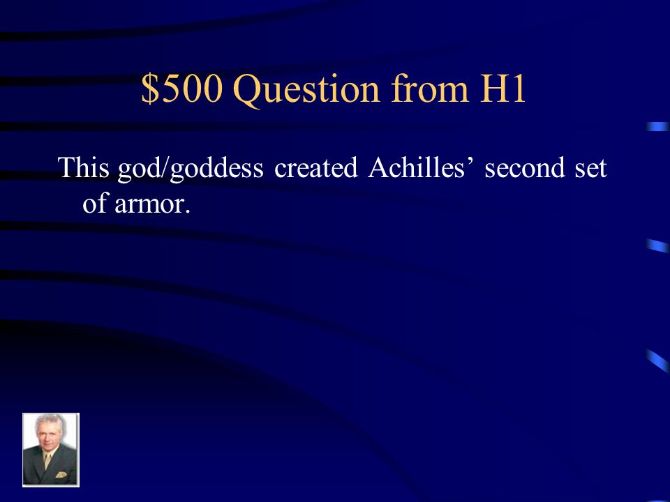 $400 Answer from H1 Artemis