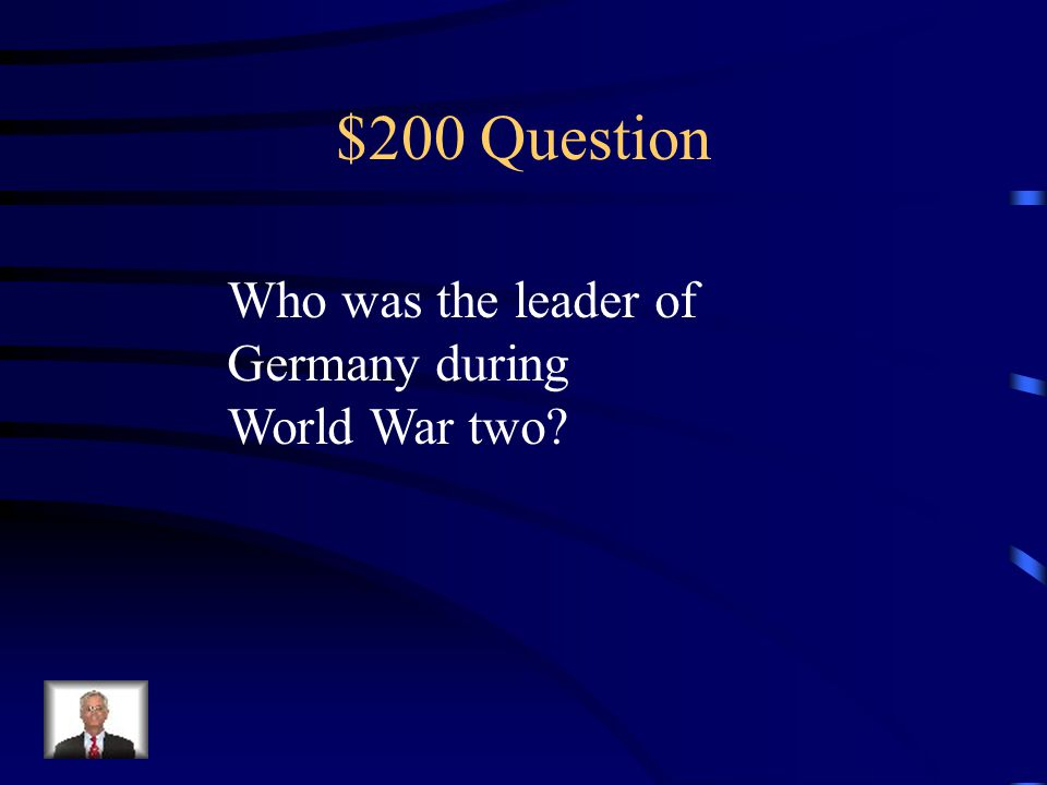 $100 Answer The three countries are Japan, Germany, and Italy.