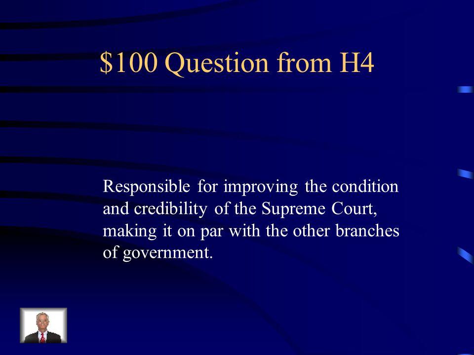 $500 Answer from H3 XYZ Affair