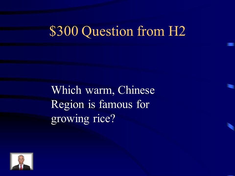 $200 Answer from H2 Limestone Soil