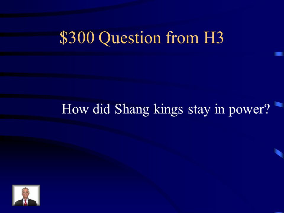 $200 Answer from H3 Bronze