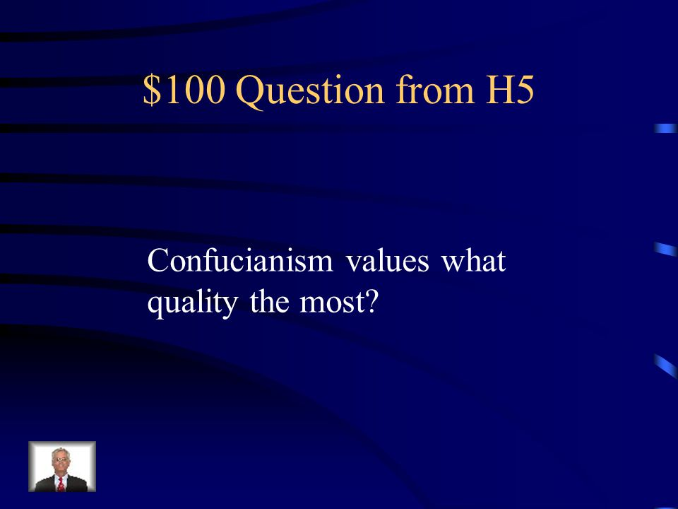 $500 Answer from H4 Poor leadership