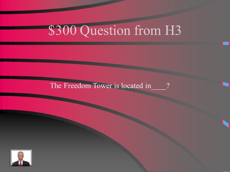 $200 Answer from H3 10 day Festival.