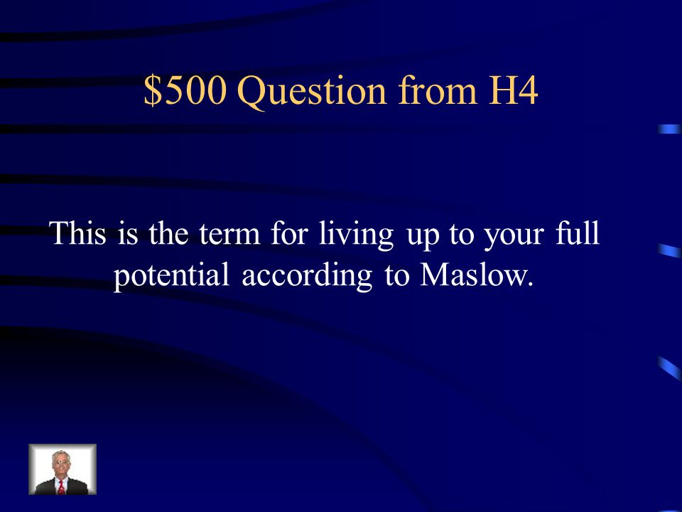 $400 Answer from H4 What is the phallic stage