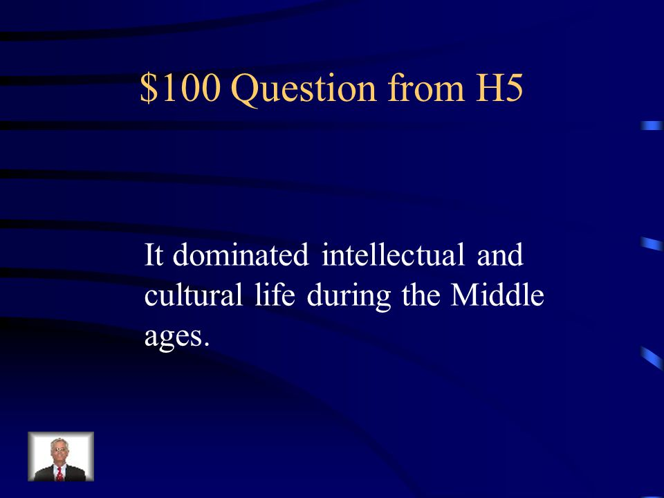 $500 Answer from H4 What are troubadours, trouveres, or minnesingers