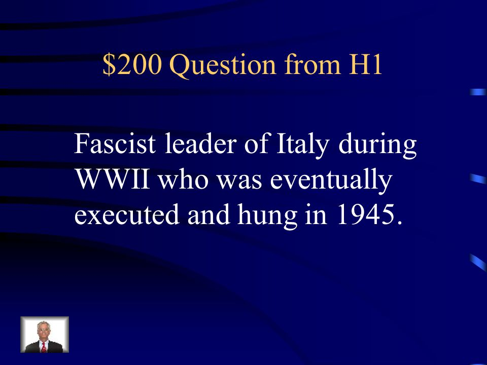 $200 Question from H3 Soviet City that was surrounded by German troops in 1941 and placed under siege For 900 days.