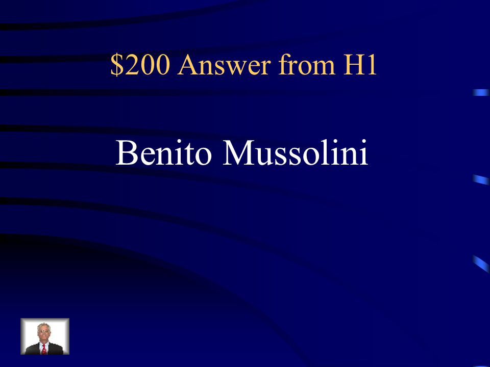 $200 Answer from H4 General MacArthur